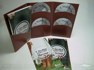 Multidisc set Christian media publication