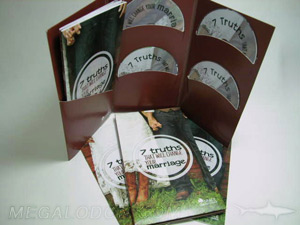 Christian media cd dvd set marriage truths class
