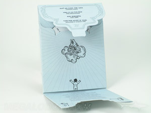 custom tuck envelope cd packaging media production