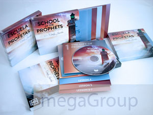 christian box set packaging multidisc english spanish titles slipcase set