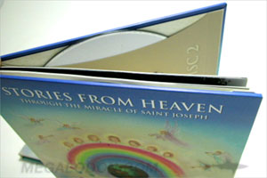 christian cd publishing 2cd book hardbound