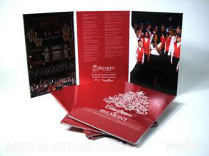Church choir christmas cd release