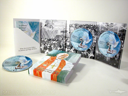 Catholic multidisc set publishing media production